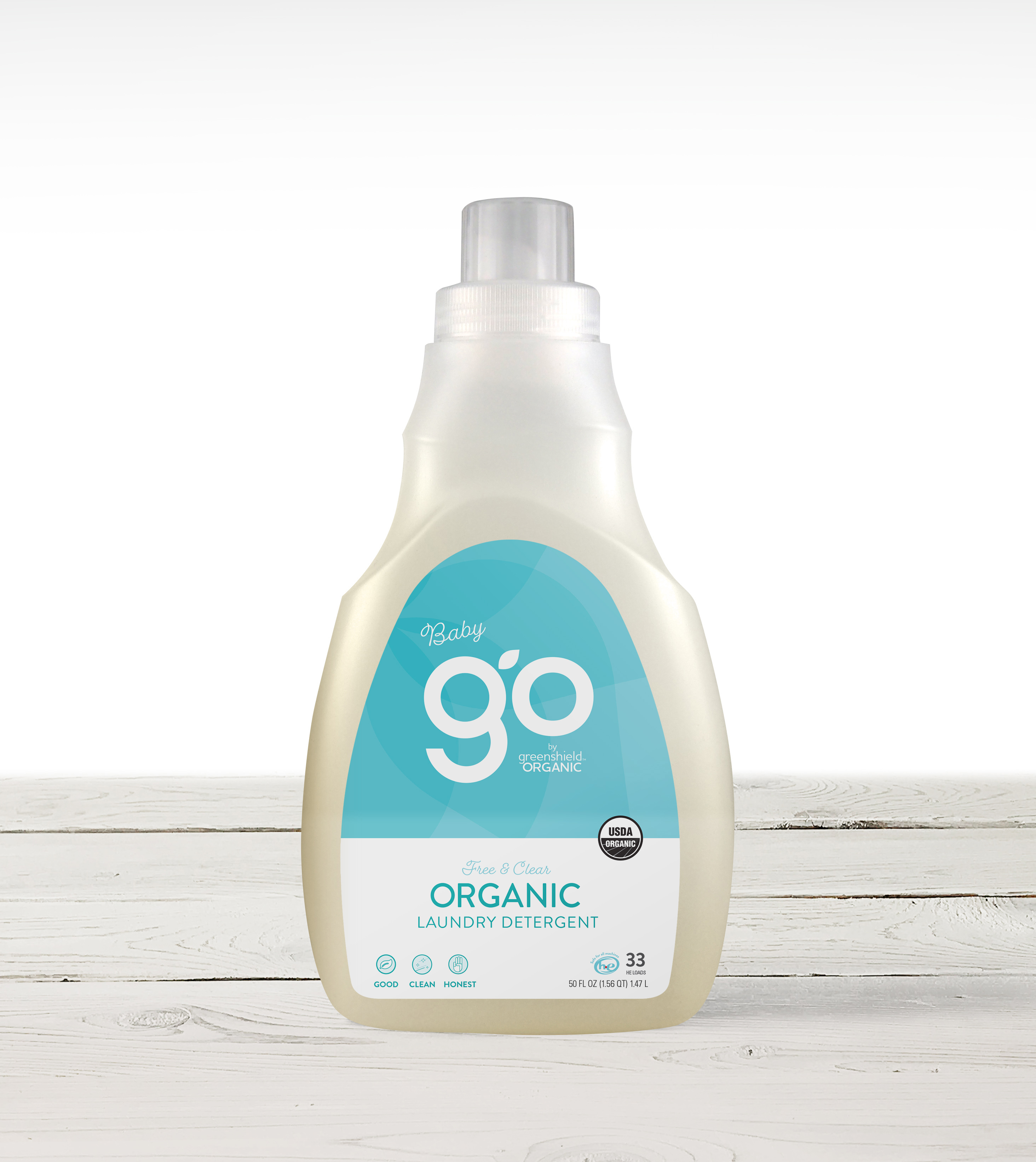 Organic Baby Laundry Detergent In Free Amp Clear