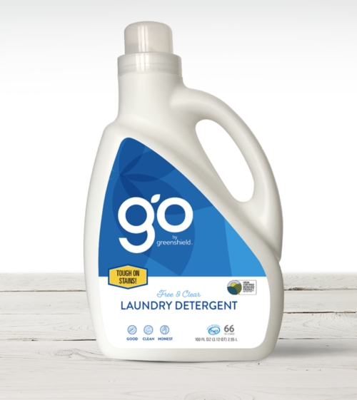 Enzyme Laundry Detergent F&C