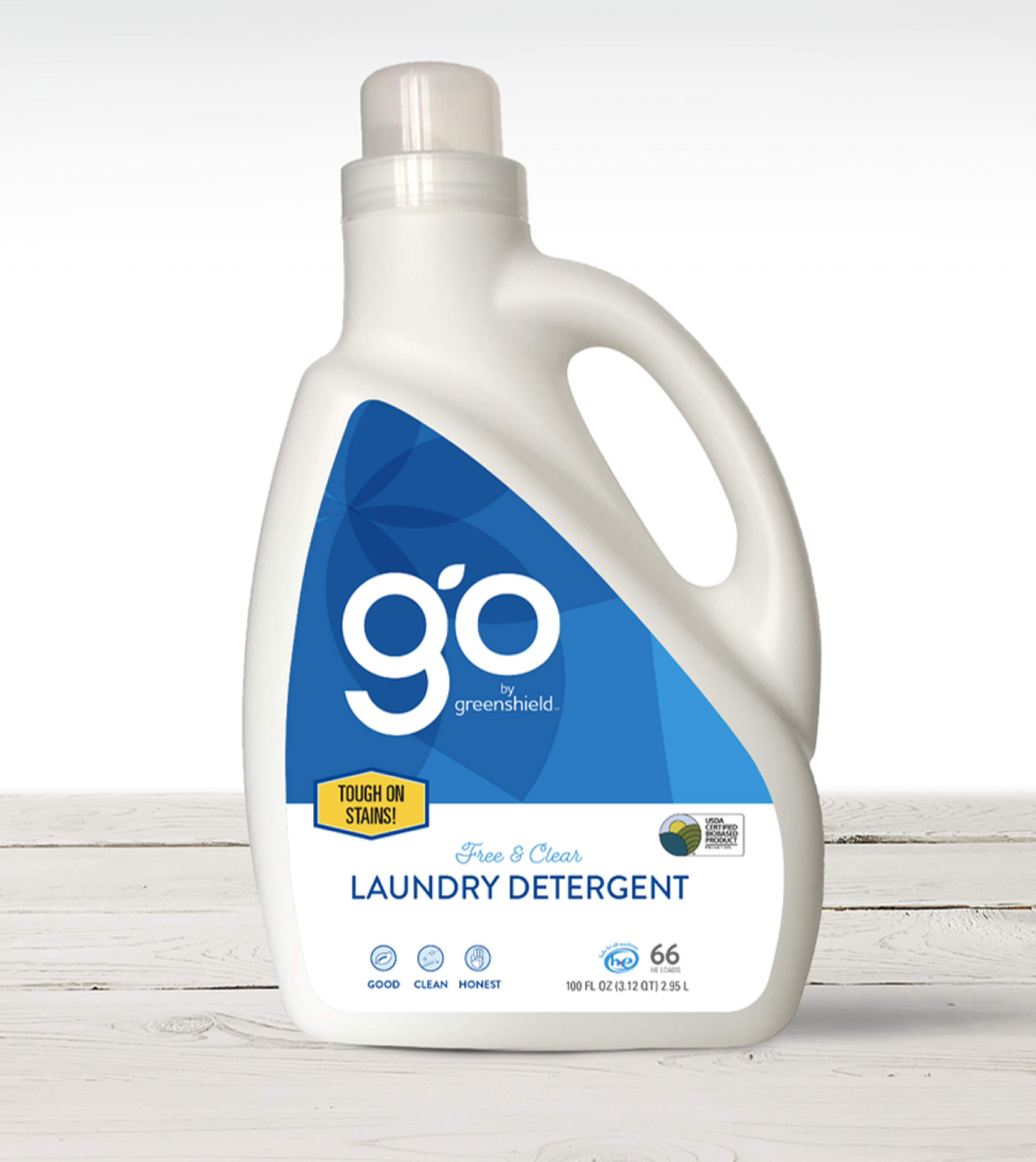 Enzyme Laundry Detergent F&C