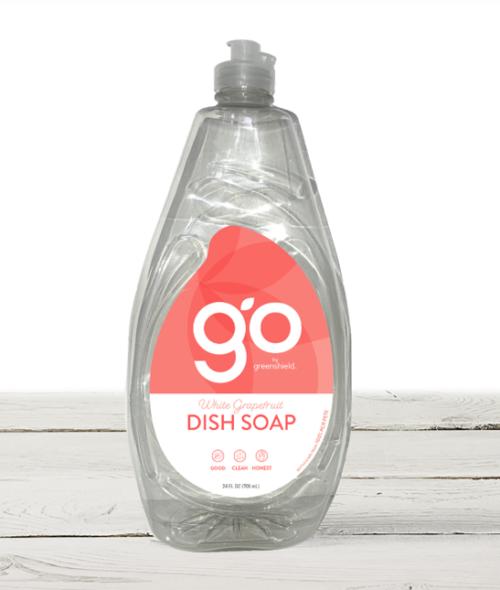 dish soap grapefruit
